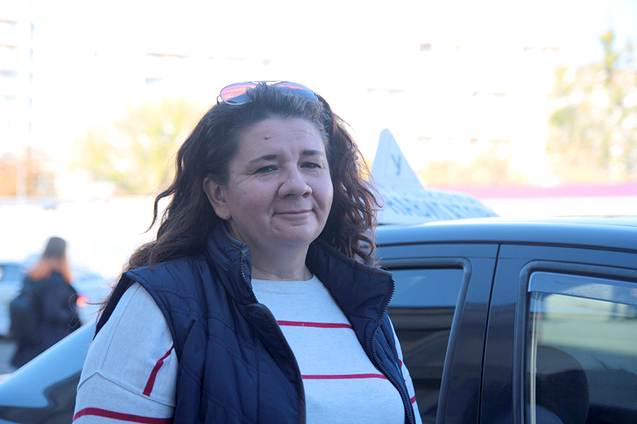 Инструктор по вождению женщина Киев