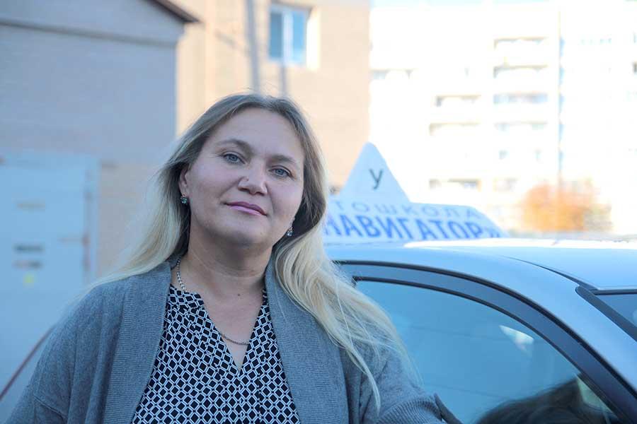Навигатор - Автошкола для женщин в Киеве